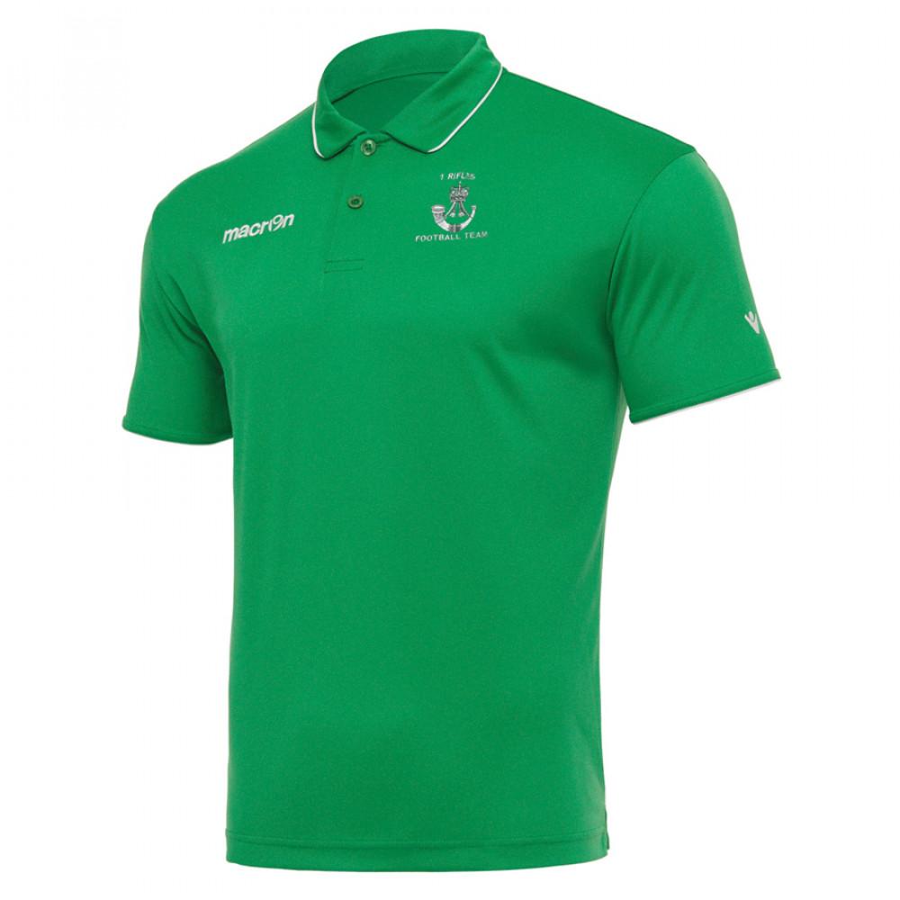 1st Rifle Football Team - Draco Polo (Green)