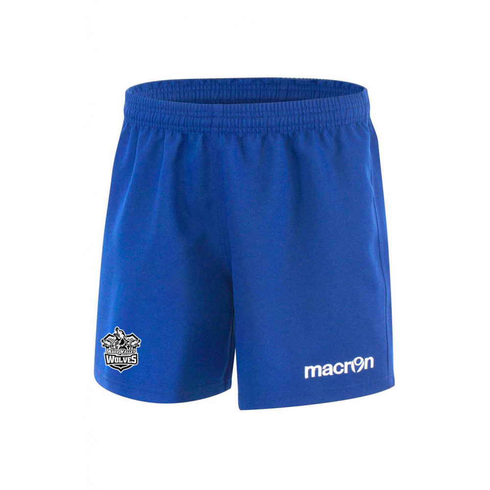 Aber Valley Wolves - Howlite Shorts (Royal)
