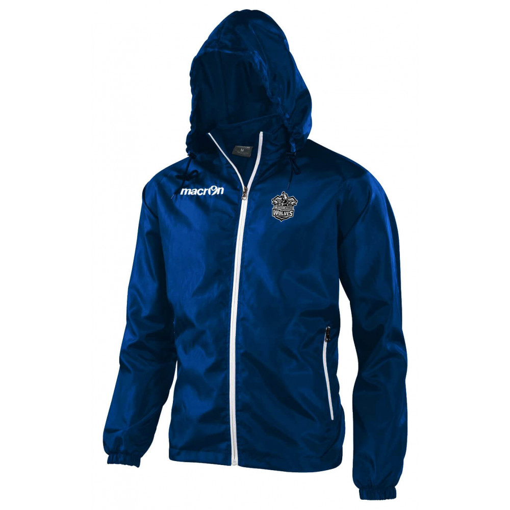 Aber Valley Wolves - Praia Jacket (Royal)