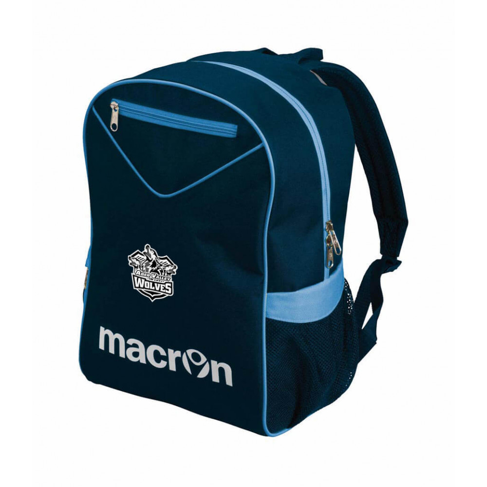 Aber Valley Wolves - Slot Backpack (Navy / Sky)