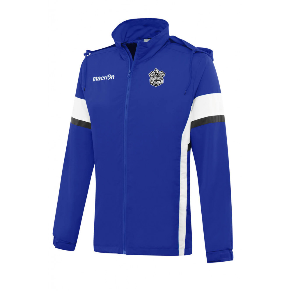 Aber Valley Wolves - Worth Jacket (Royal)