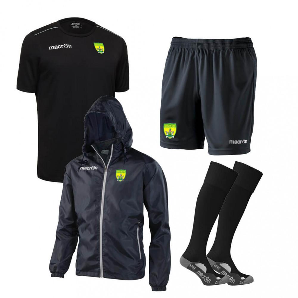 Abingdon Town - Coach Pack 2
