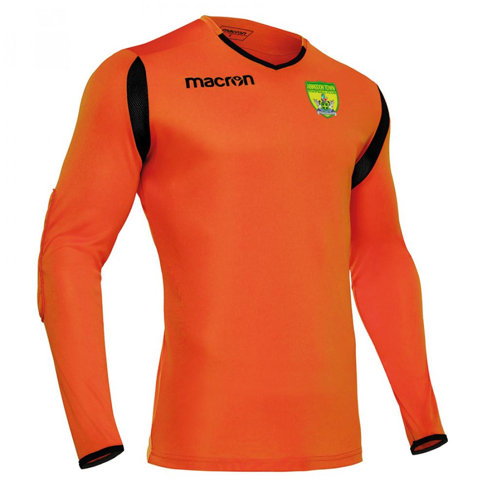Abingdon Town - Goalkeeper Shirt (Orange) Kids