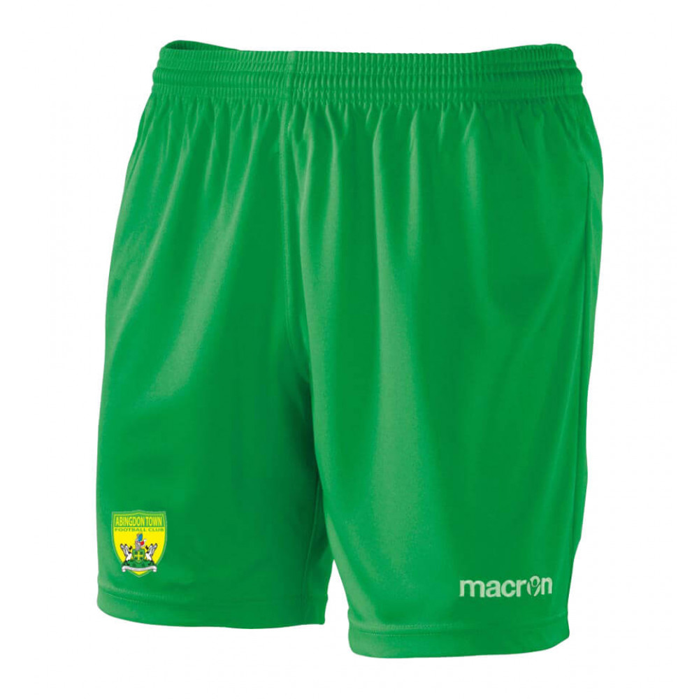 Abingdon Town - Home Shorts (Green)