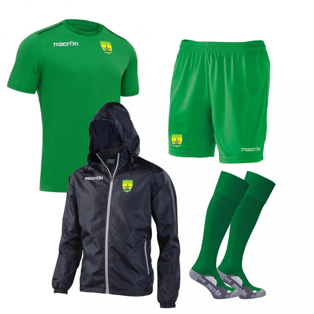 Abingdon Town - Training Pack 2