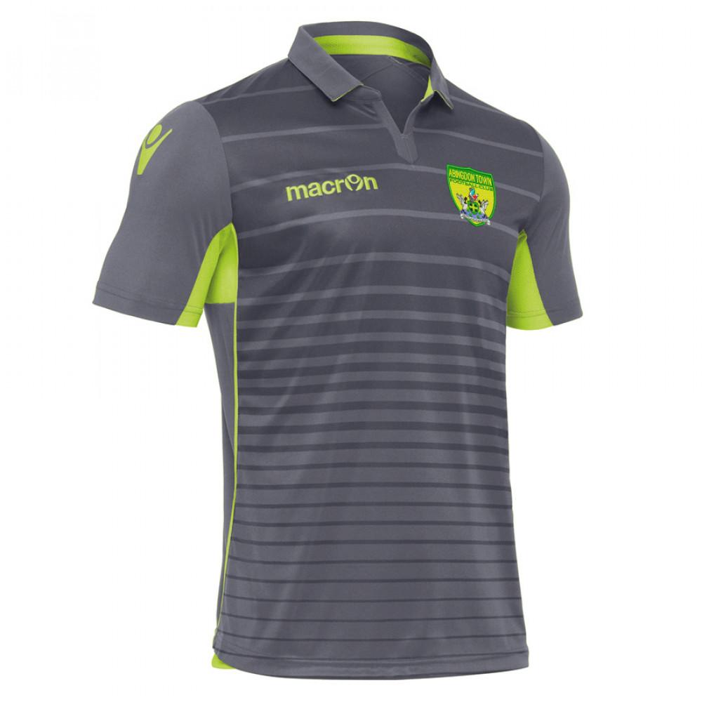 Abingdon Town -Tabit Shirt (Grey)