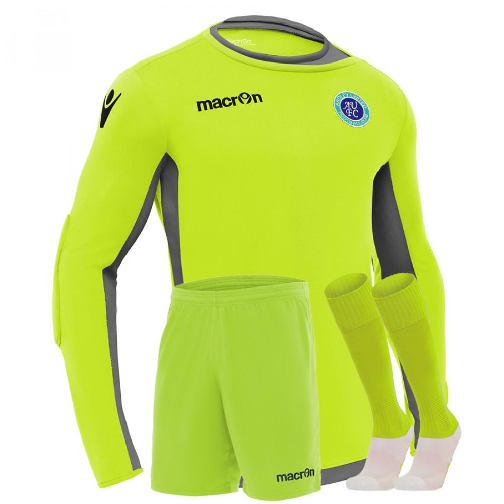 Ardley United - Goalkeeper Kit (Neon Yellow)