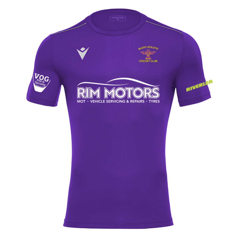 Barry Athletic CC Ladies - Rigel (Purple) [Sponsors] Kids