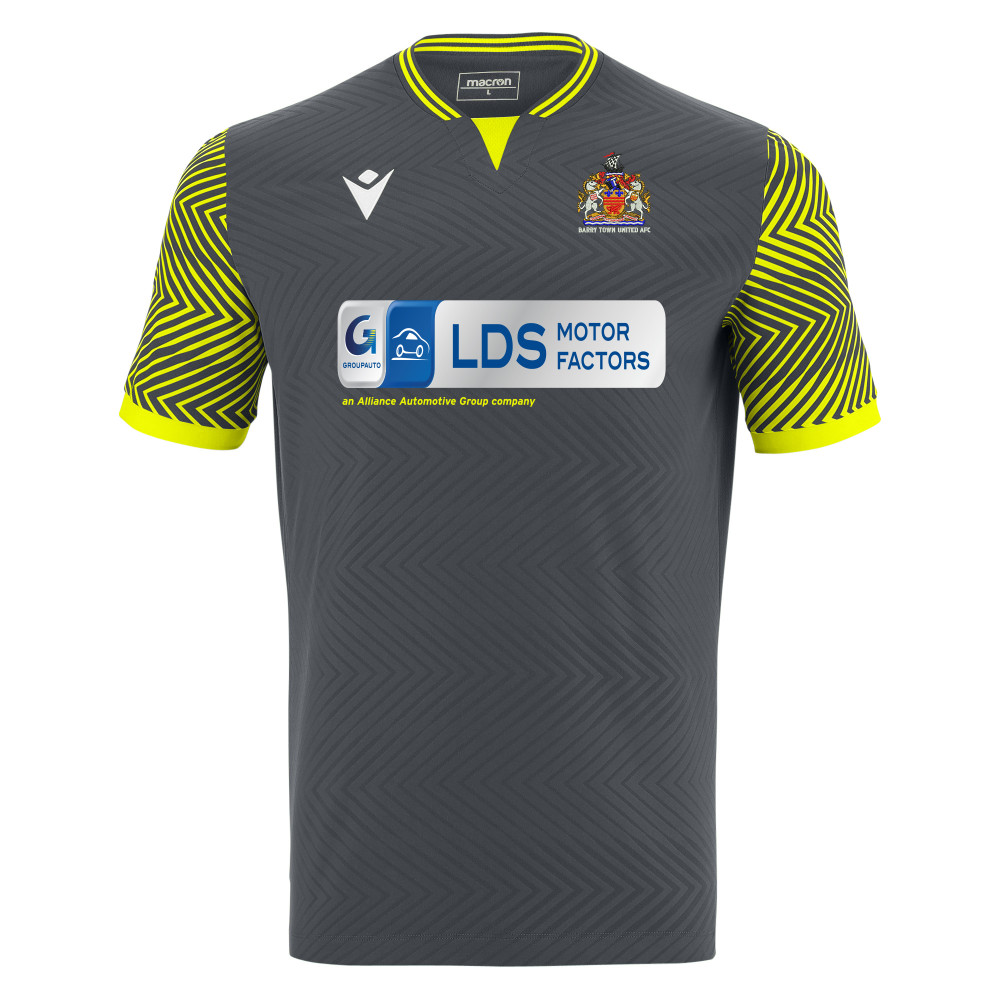 Barry Town United AFC - Away Shirt 21/22