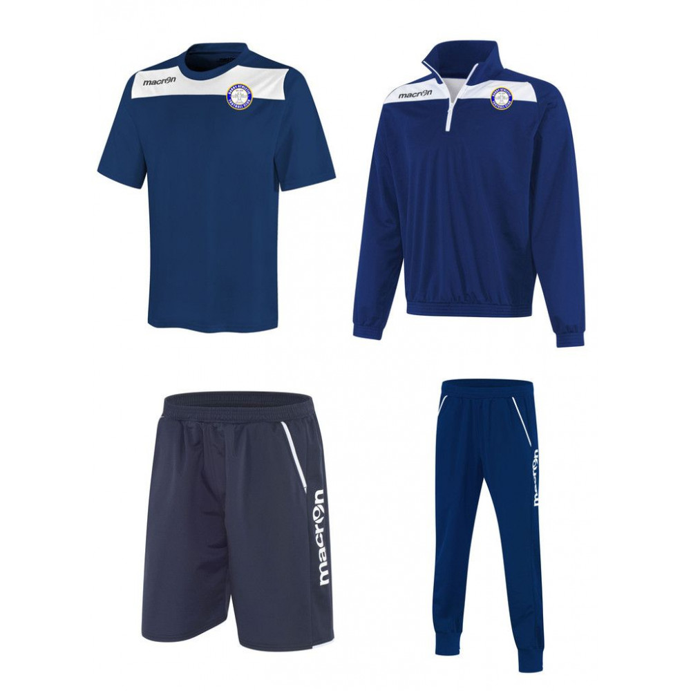 Barry Athletic FC - Coaches Pack