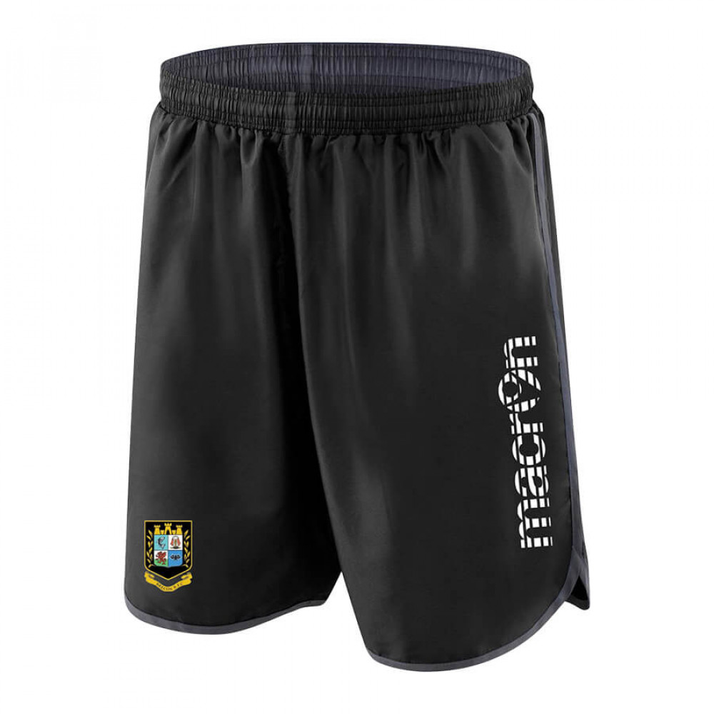 Brecon RFC - Bazalt Shorts (Black)