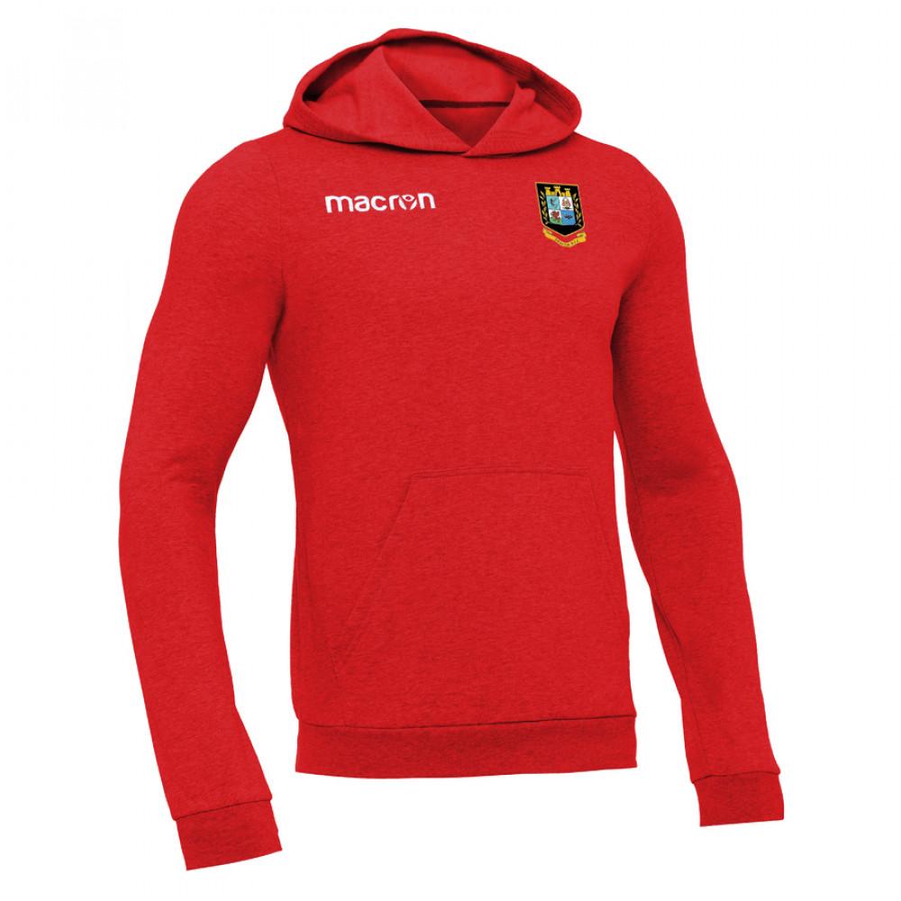 Brecon RFC - Banjo Hoody (Red)