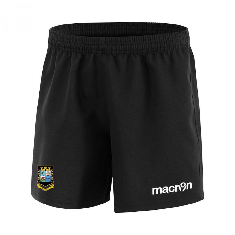 Brecon RFC - Howlite Shorts (Black)