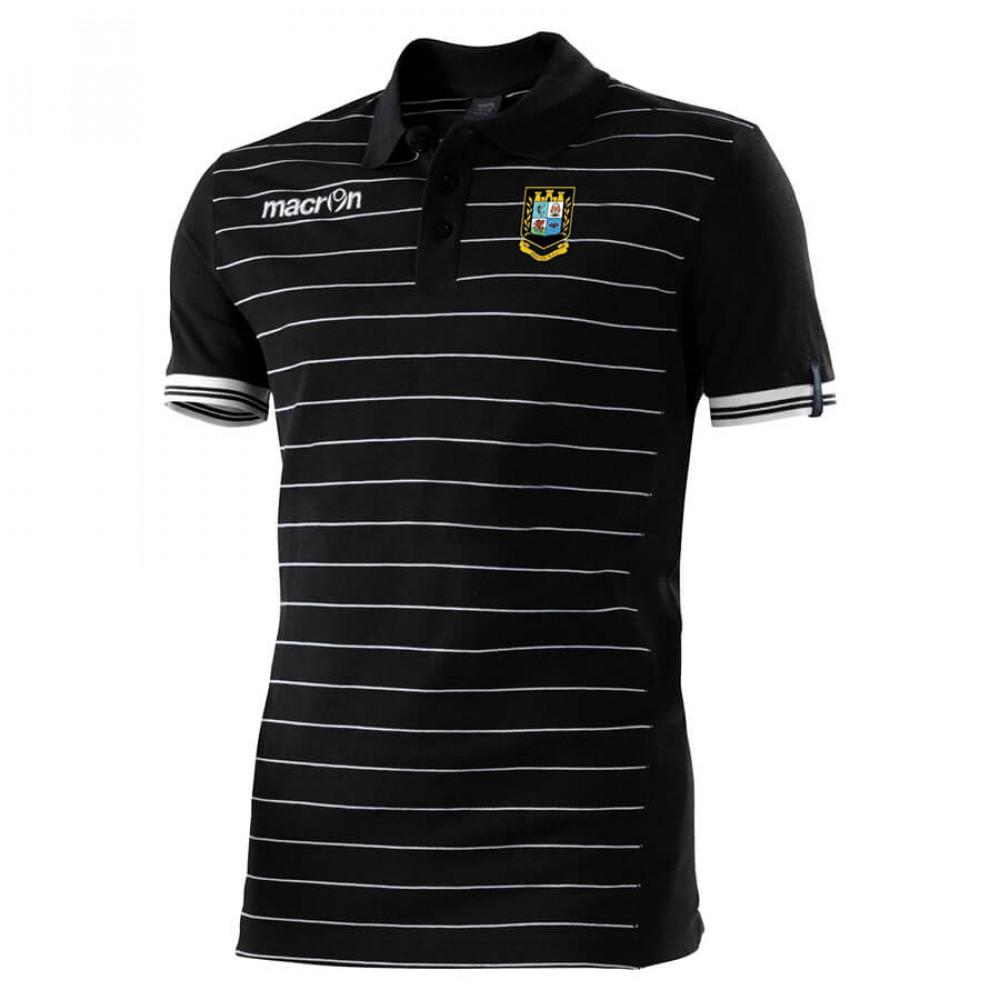 Brecon RFC - Jungle Polo (Black)