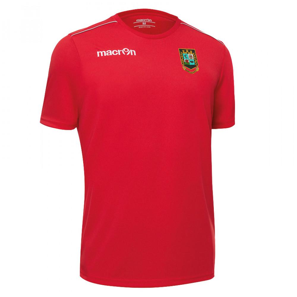 Brecon RFC - Rigel (Red)