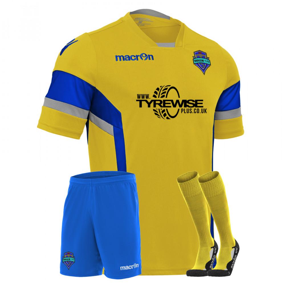 Bridgend T FC - Away Kit