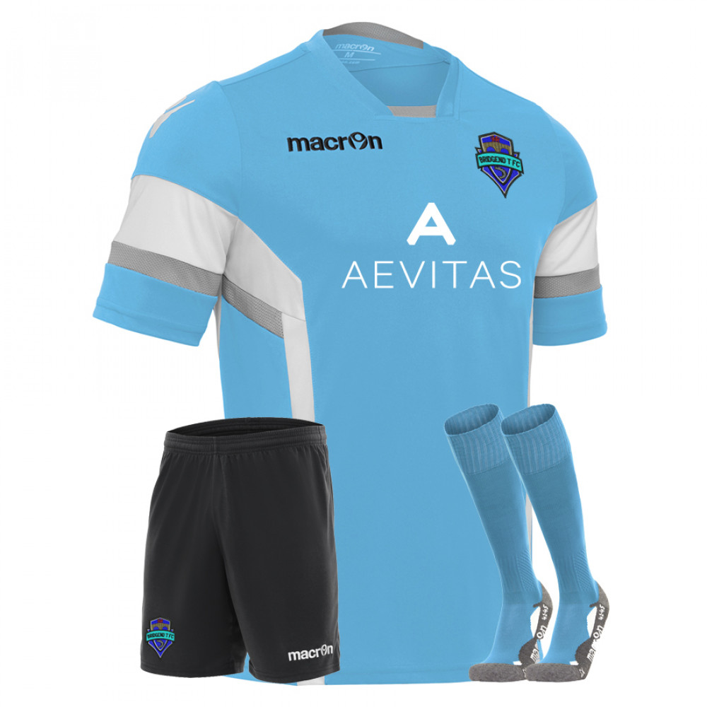 Bridgend T FC - Home Kit Kids