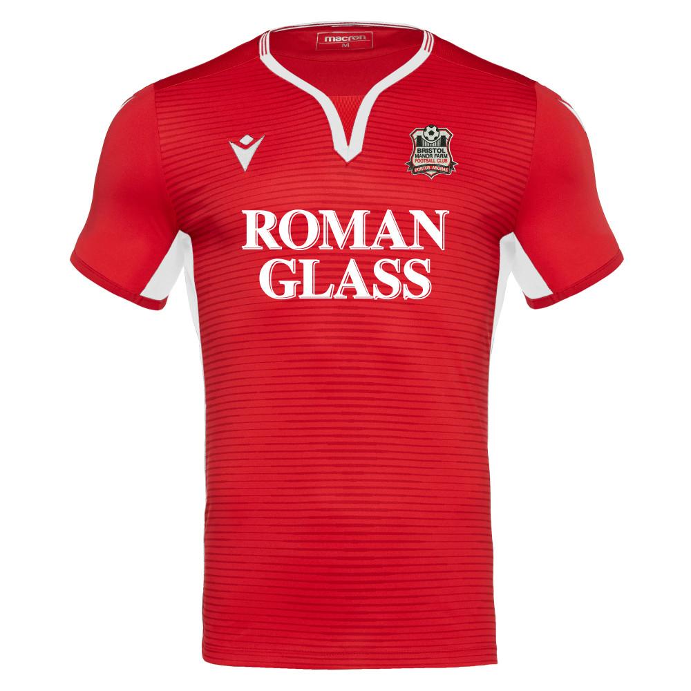 Birstol Manor Farm FC - Home Shirt 21/22