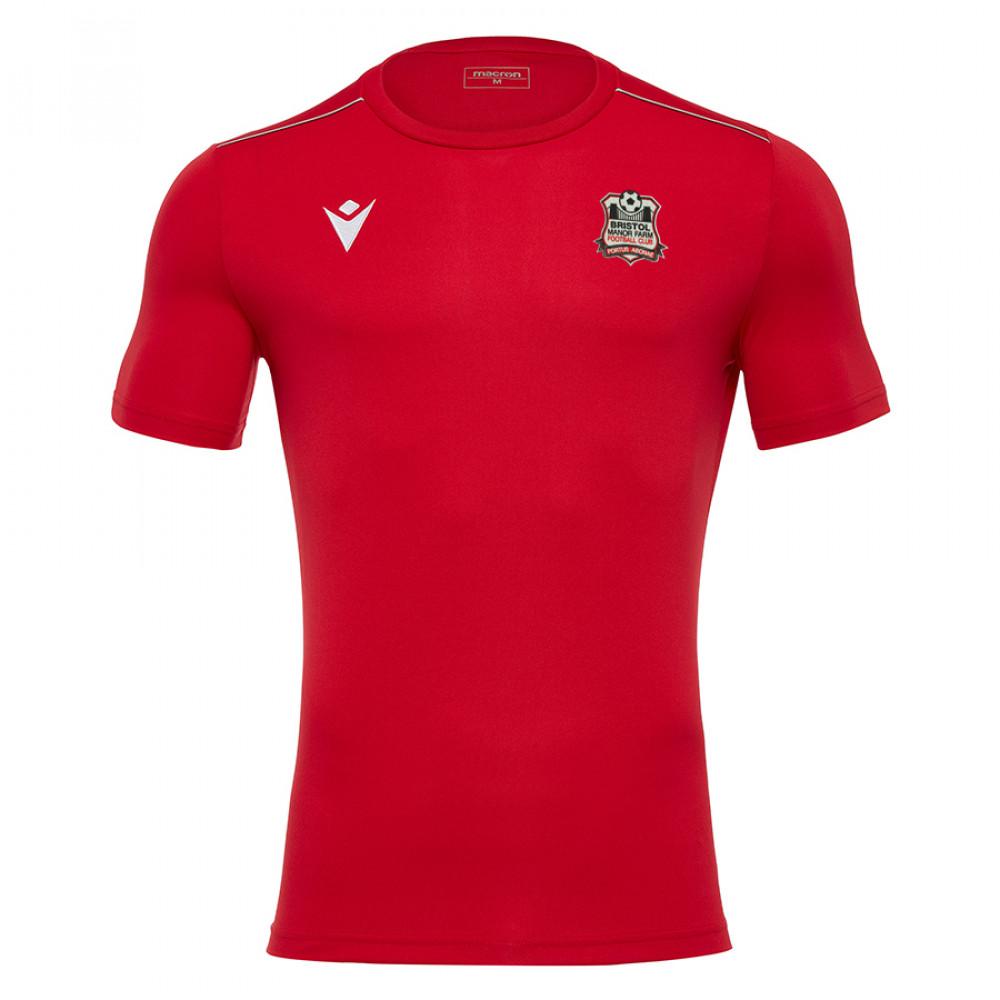 Birstol Manor Farm FC - Rigel (Red)