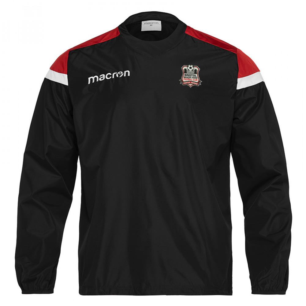 Birstol Manor Farm FC - Zurich (Black/Red)