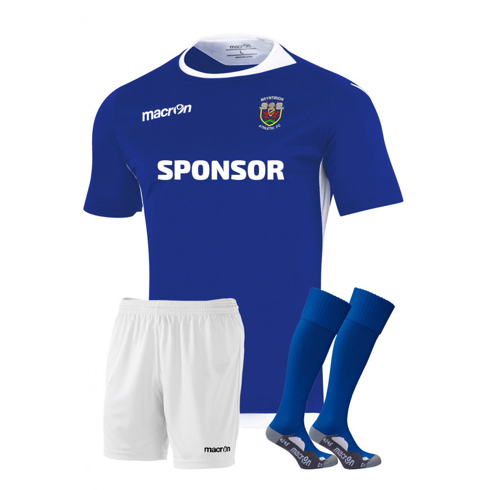 Bryntirion AFC - Mens Home Kit