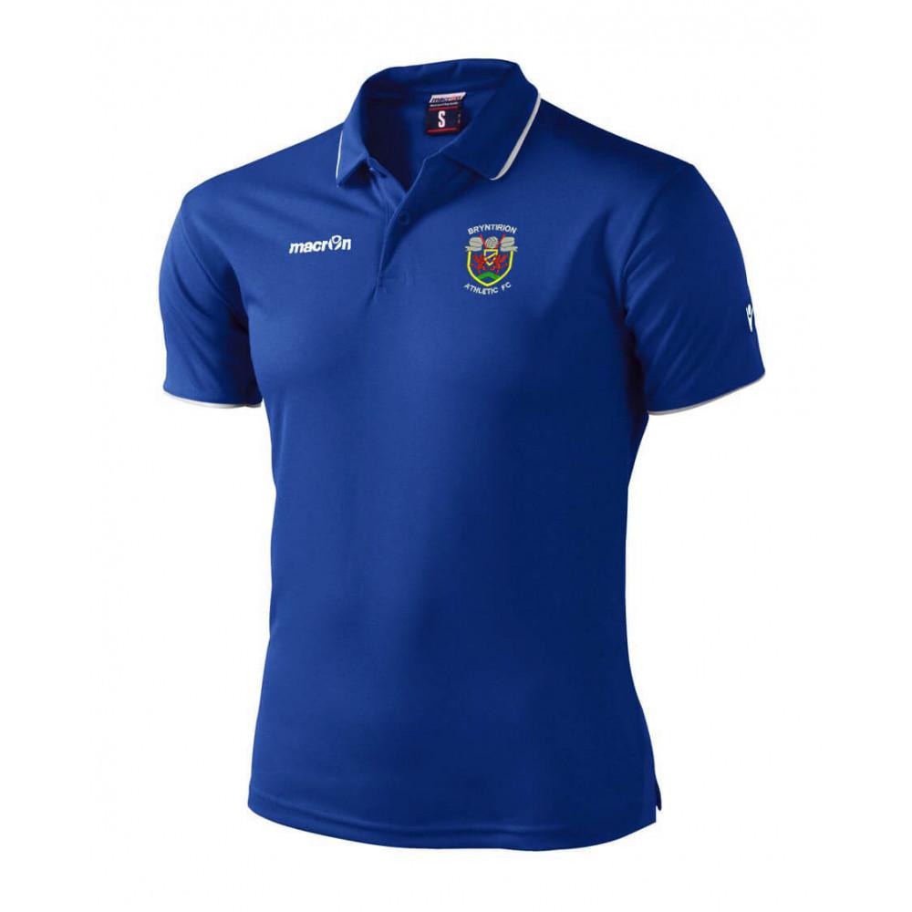 Bryntirion AFC - Draco Polo (Royal)