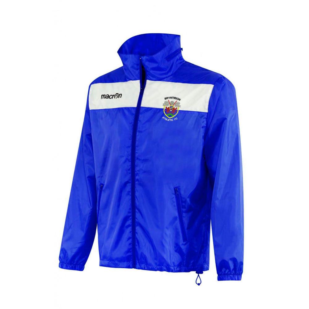 Bryntirion AFC - Nassau Jacket (Royal)