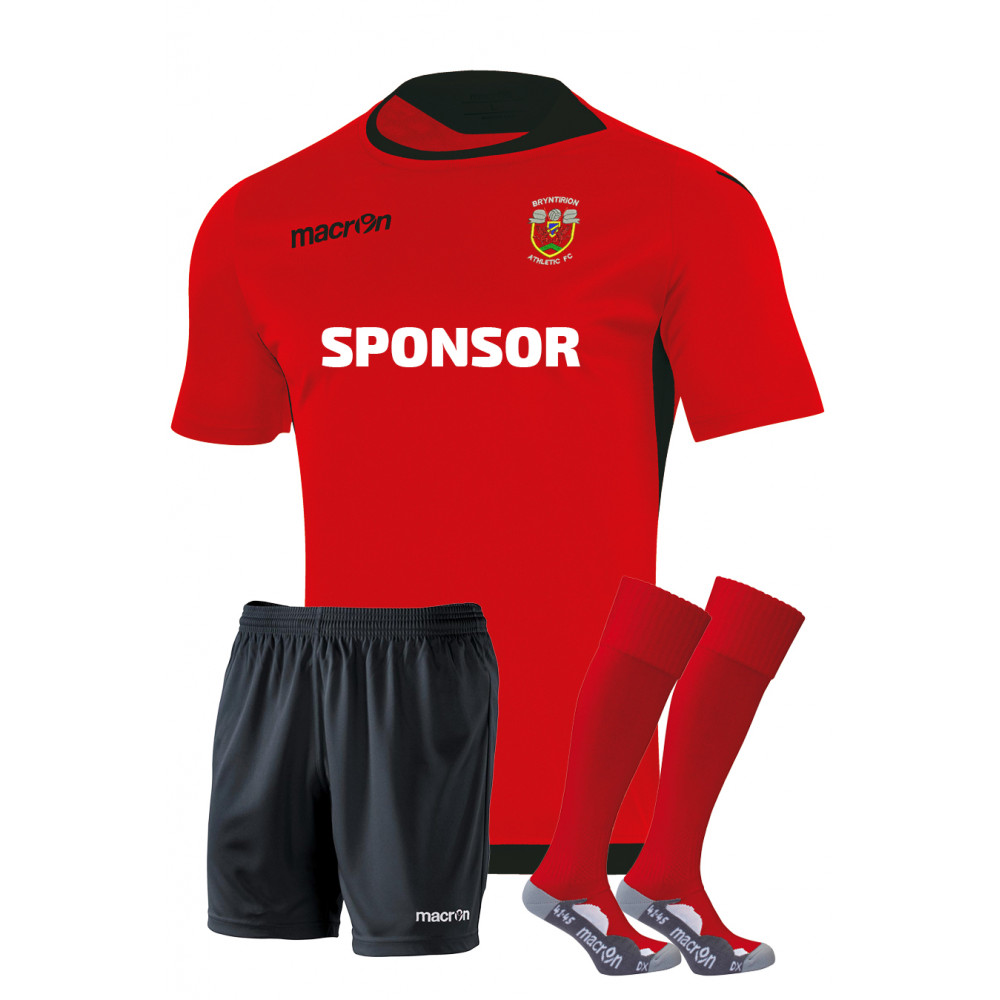Bryntirion AFC - Mens Away Kit