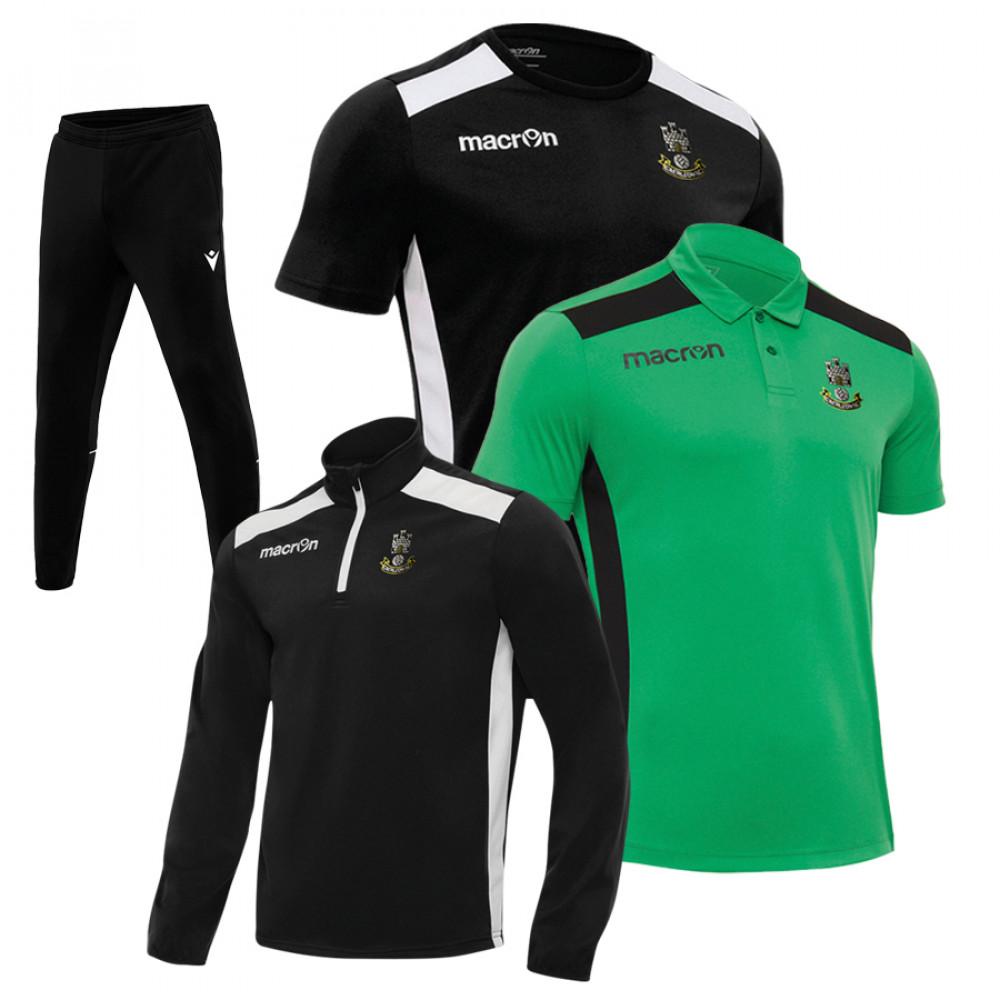 Caerleon FC - Kit Pack (19/20)