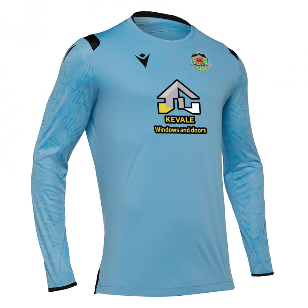 Caerphilly Athletic - Aquarius Shirt (Sky) Kids