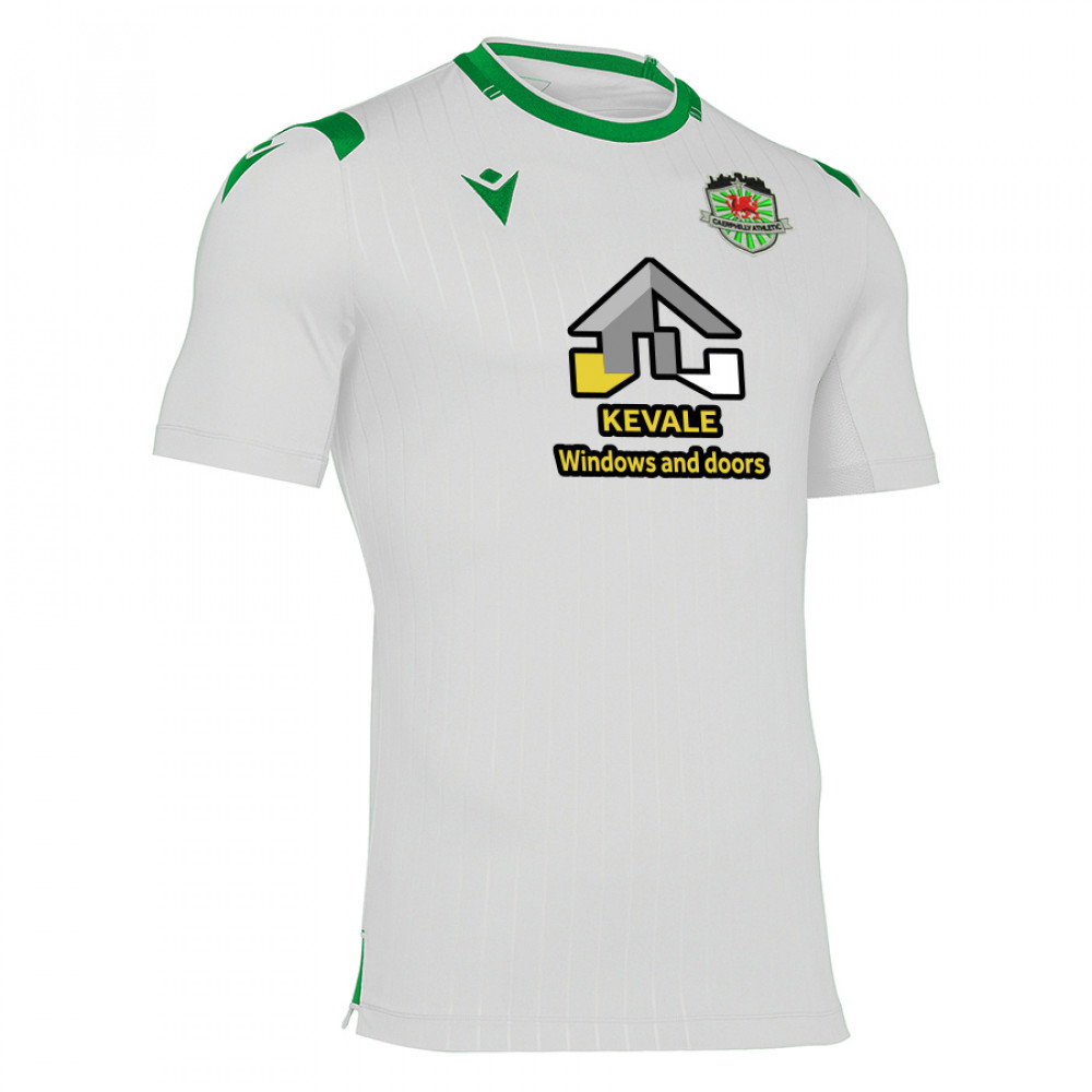 Caerphilly Athletic - Home Shirt (19/20)
