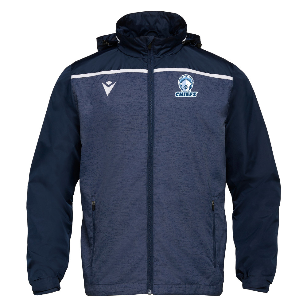 Cardiff Chiefs - Tully Jacket (Navy / White) Kids