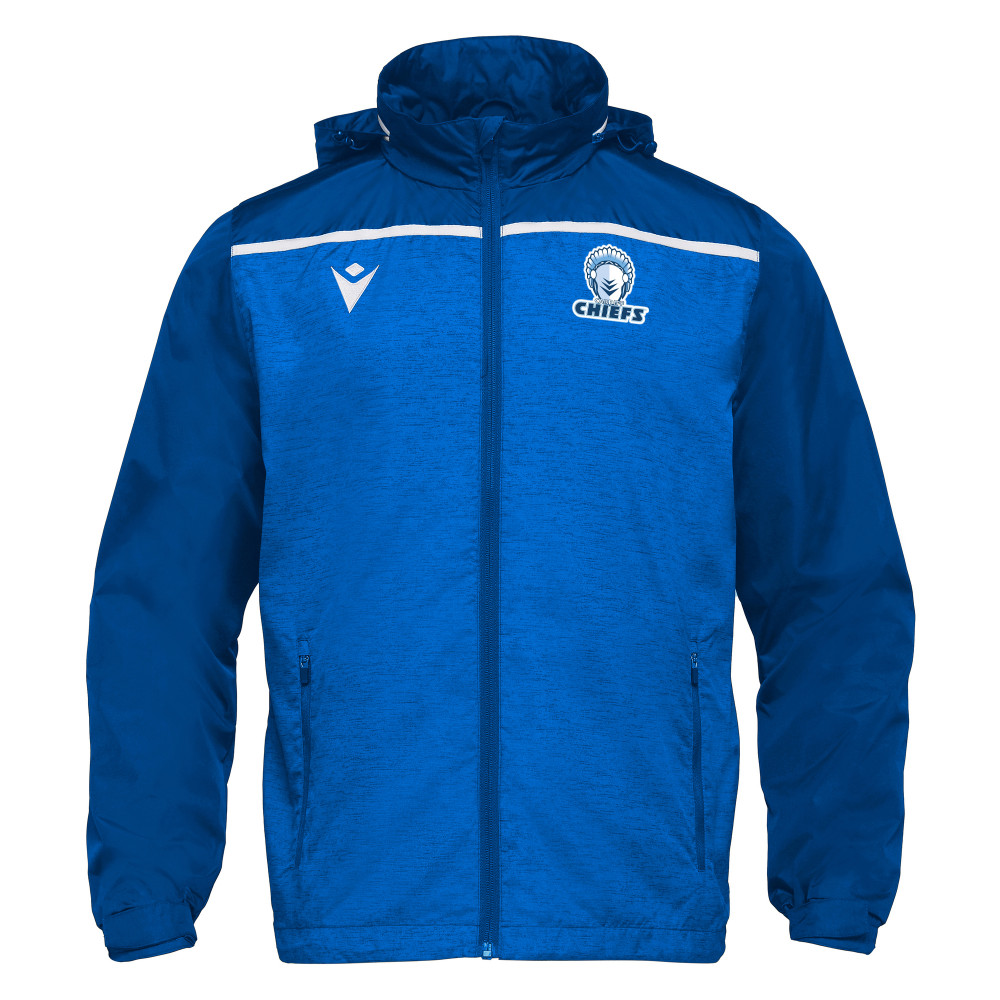 Cardiff Chiefs - Tully Jacket (Royal / White) Kids