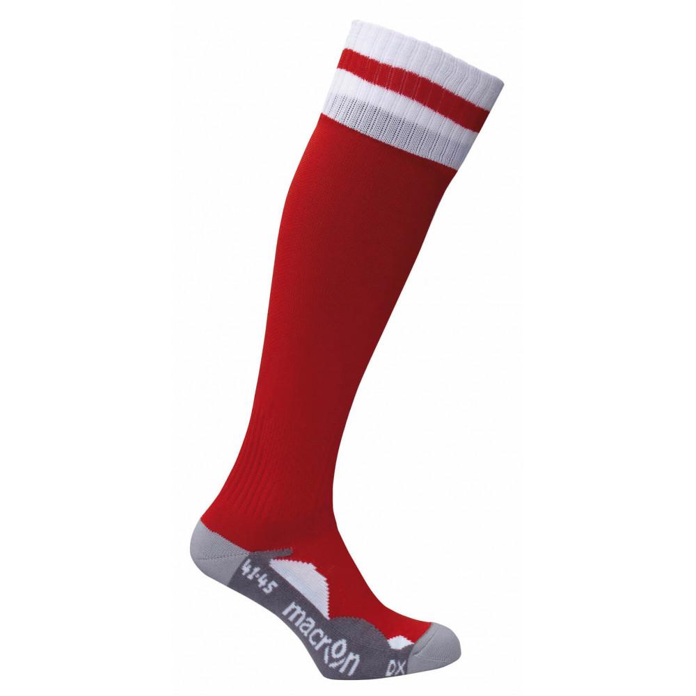 Cardiff Cosmos Athletic - Azlon Socks (Red / White)