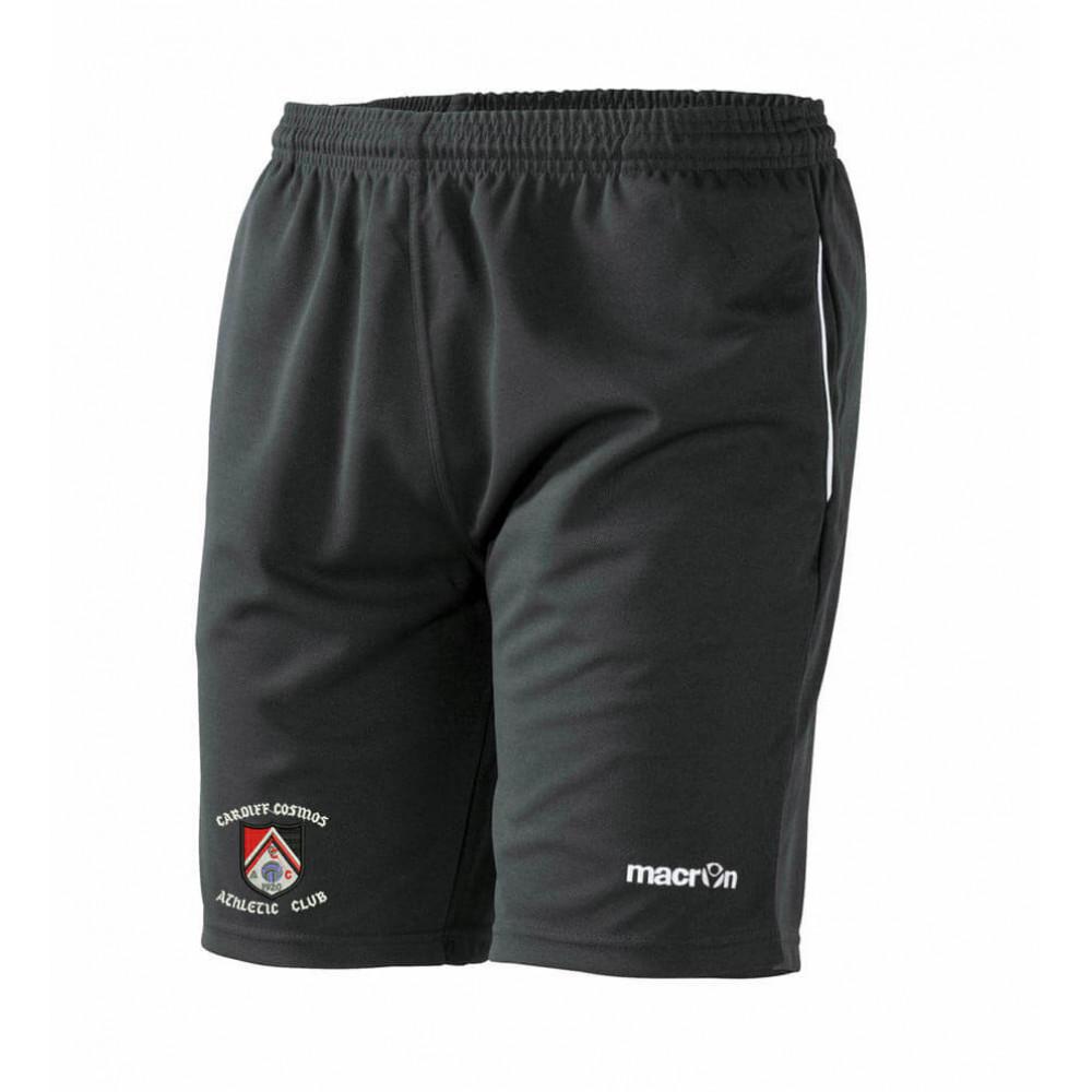 Cardiff Cosmos Athletic - Draco Shorts (Black)
