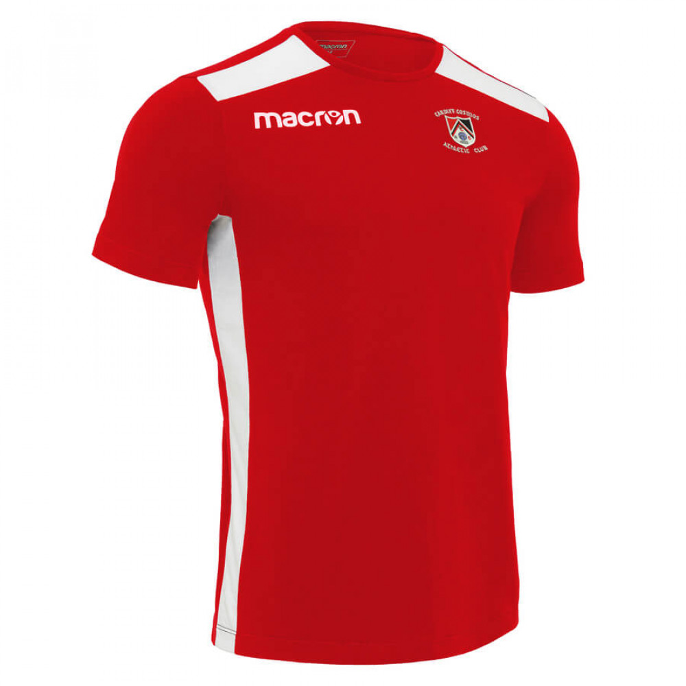 Cardiff Cosmos Athletic - Flute Shirt (Red)