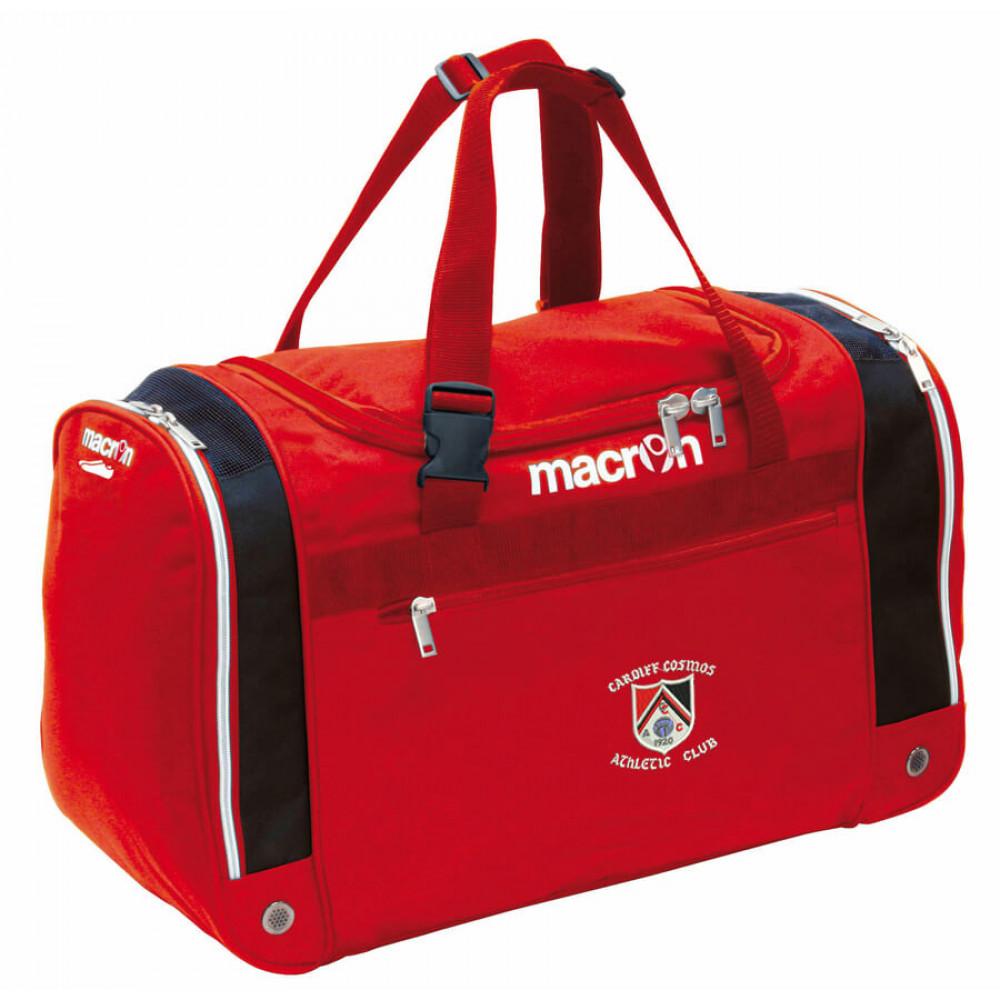 Cardiff Cosmos Athletic - Trio Bag (Red)