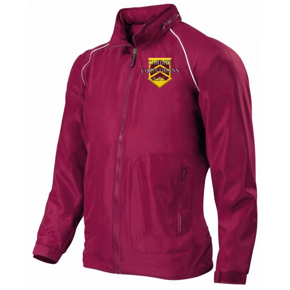 Cardiff Corinthians - Amazon Rain Jacket