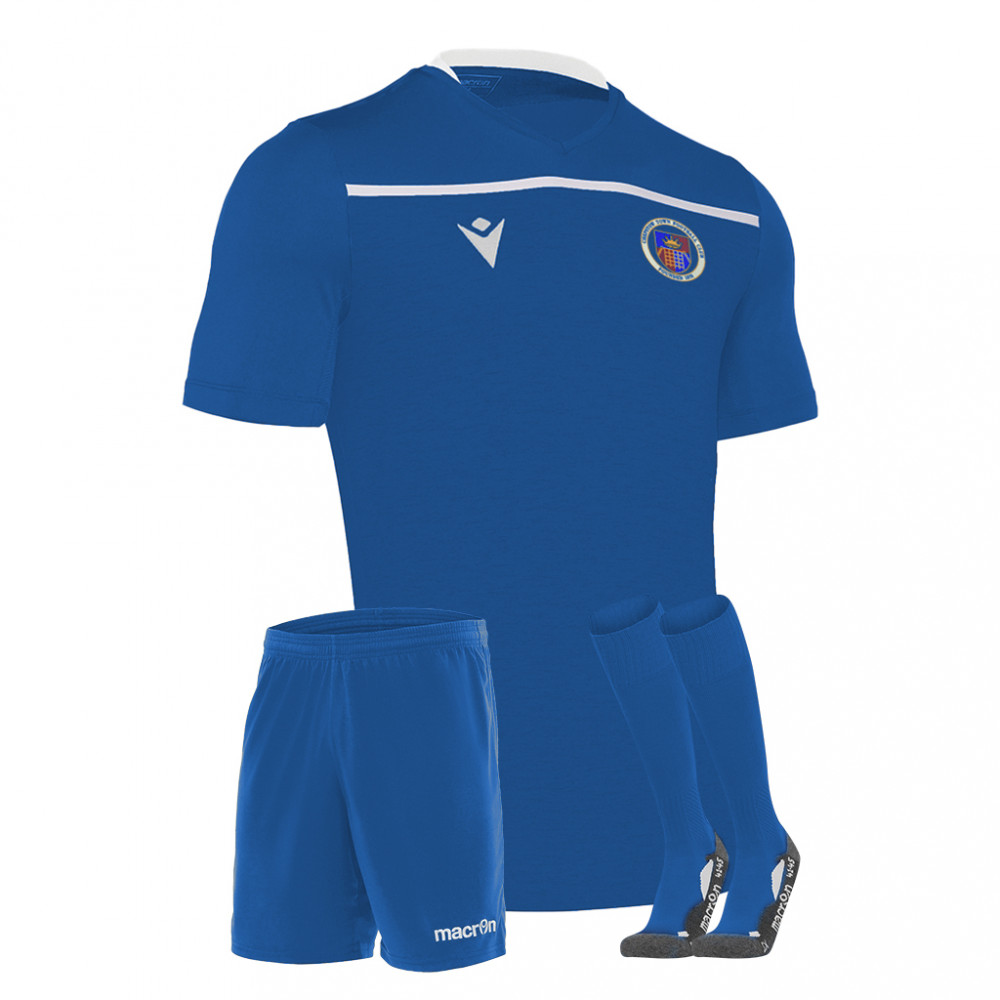 Chepstow Town - Pack 1 (Royal Blue) Kids