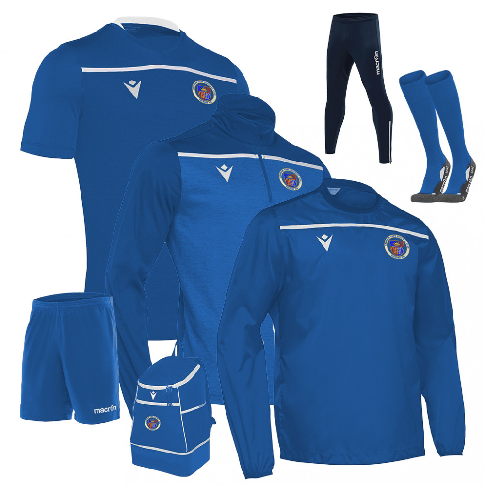 Chepstow Town - Pack 3 (Royal Blue) Kids
