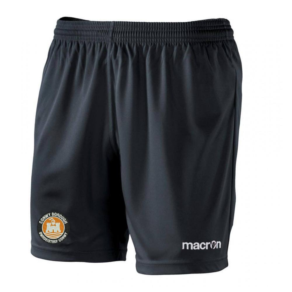 Conwy Borough - Mesa Shorts (Black)