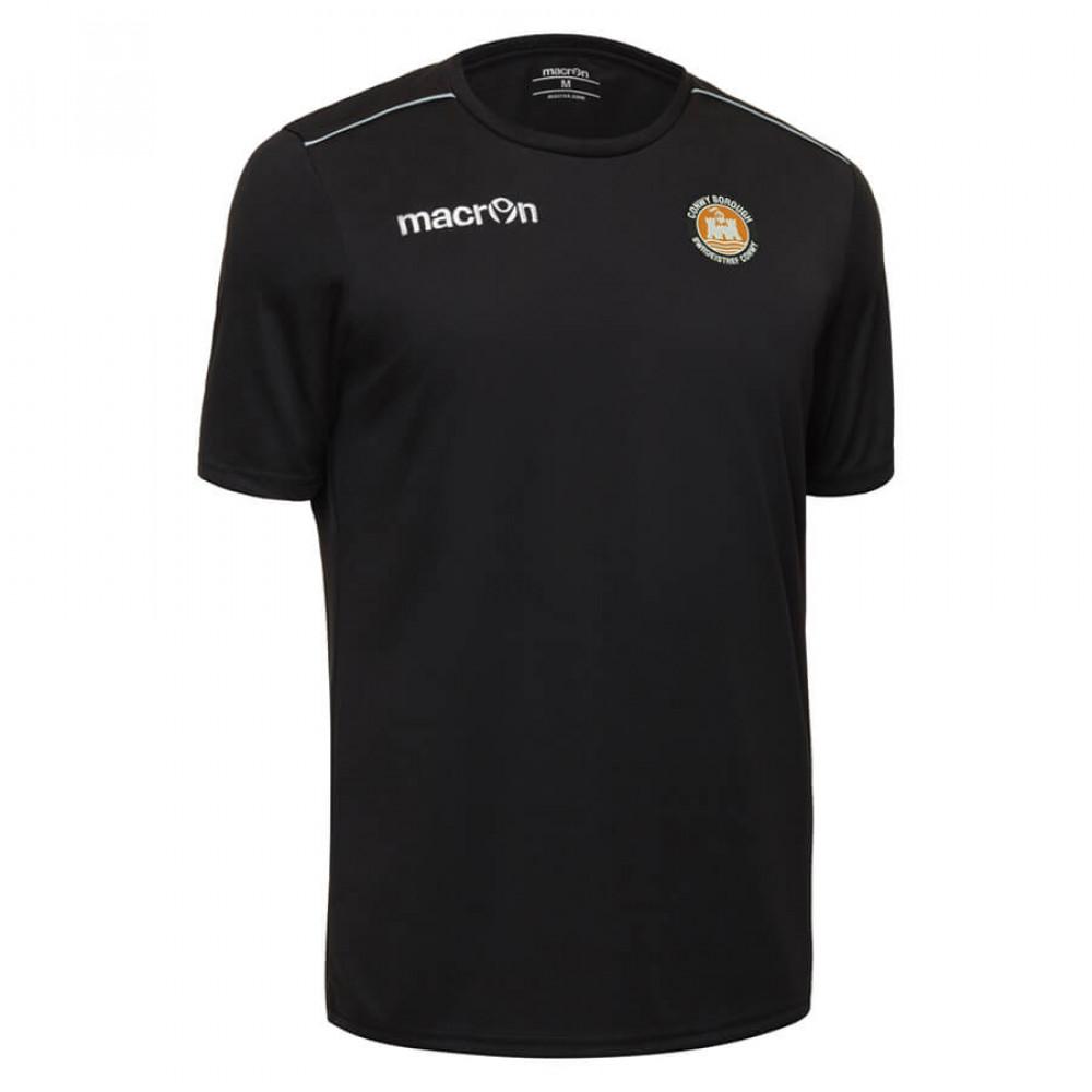 Conwy Borough - Rigel Shirt (Black)