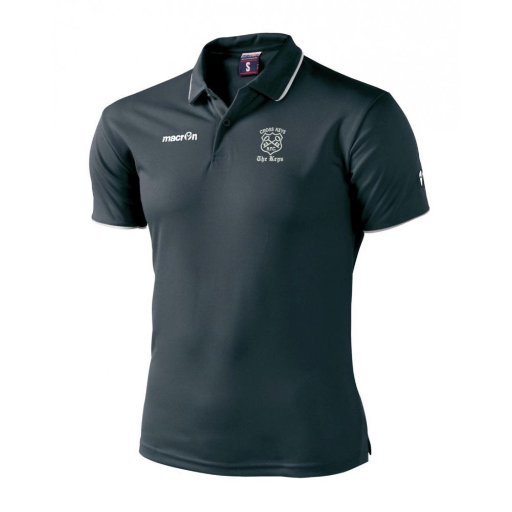 Cross Keys RFC - Draco Polo (Black)