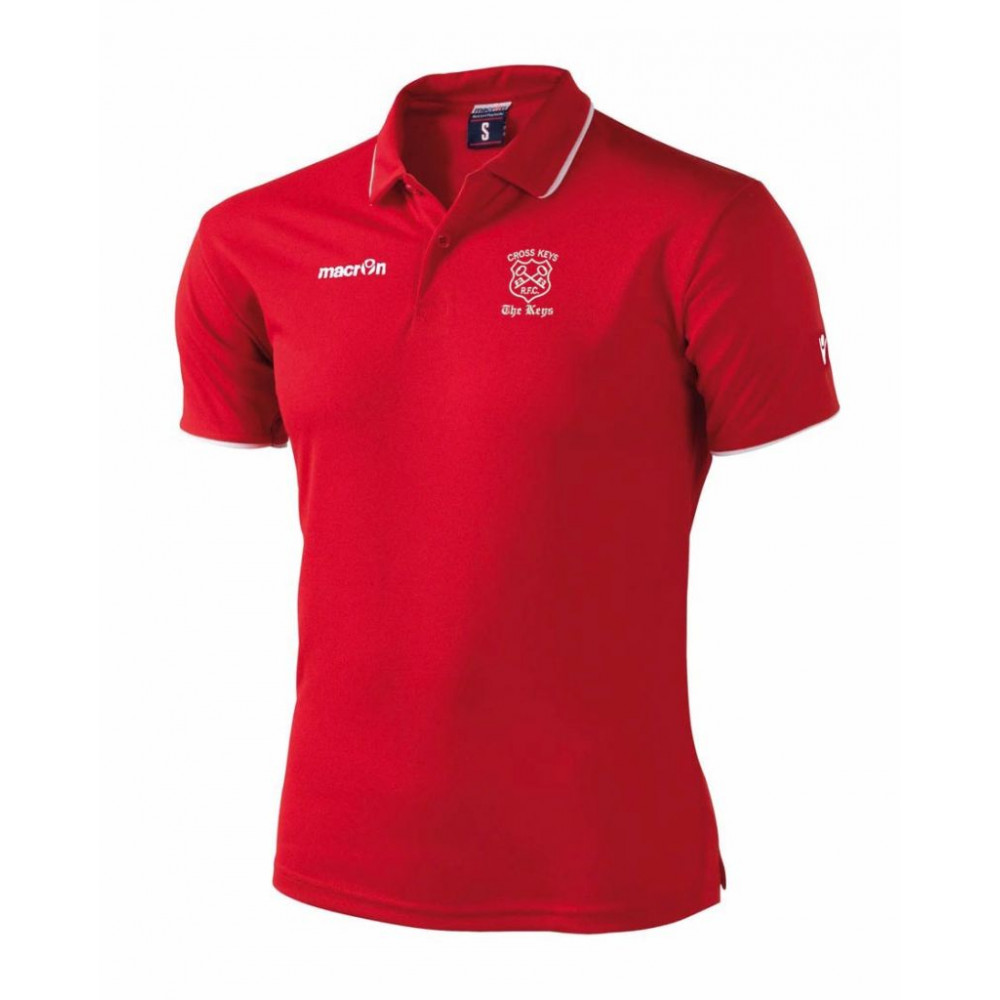 Cross Keys RFC - Draco Polo (Red)
