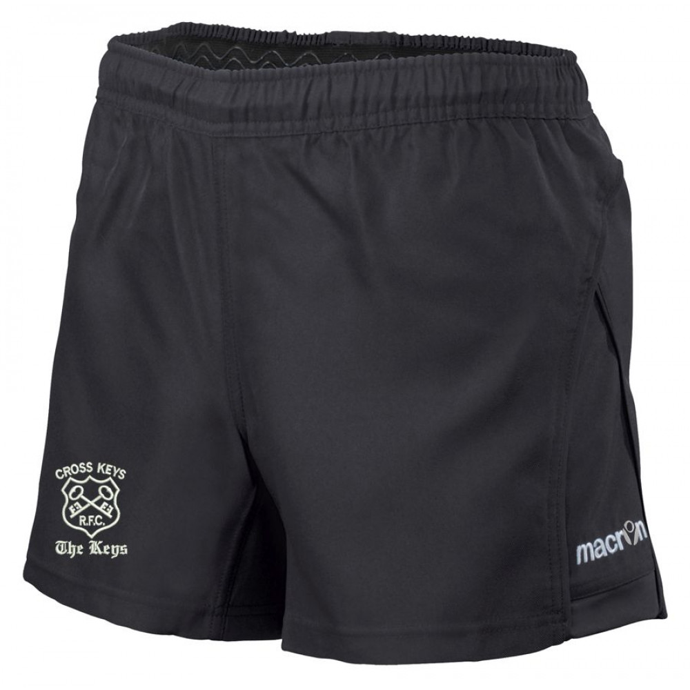 Cross Keys RFC - Febe Shorts (Black)