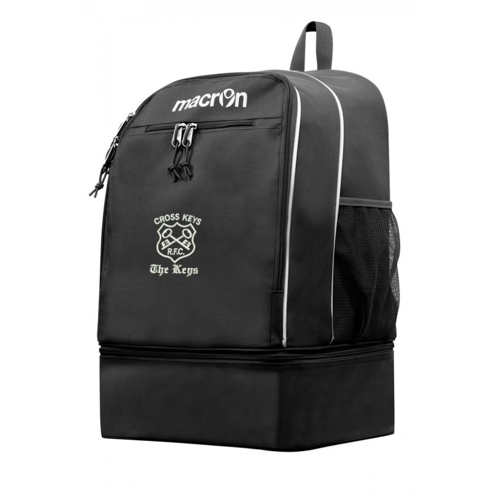 Cross Keys RFC - Academy Backpack (Black)