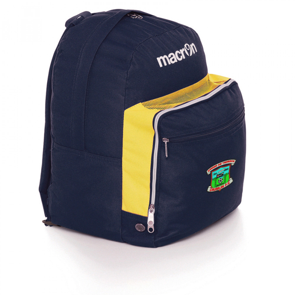 Crumlin FC - Transit (Navy / Yellow) Kids