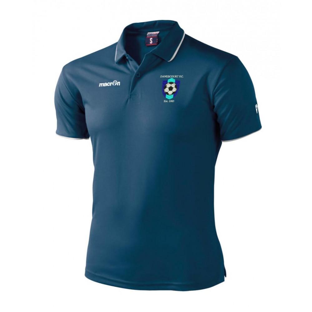 Danescourt FC - Draco Polo (Navy)