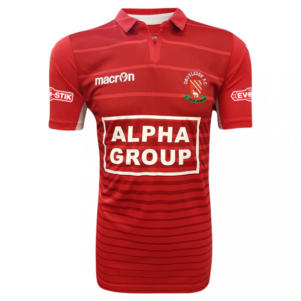 Droylsden FC - Home Shirt 18/19 Kids