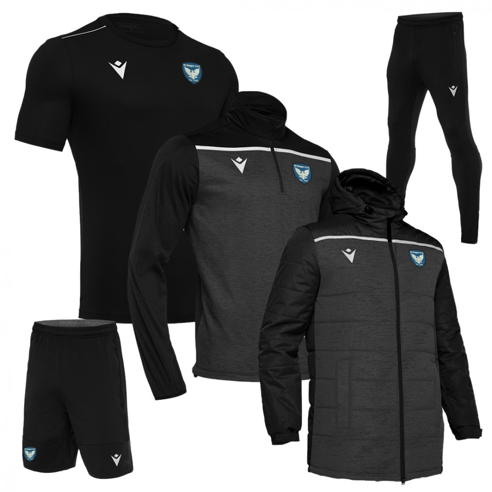 Ely Rangers AFC - Coach Pack 1
